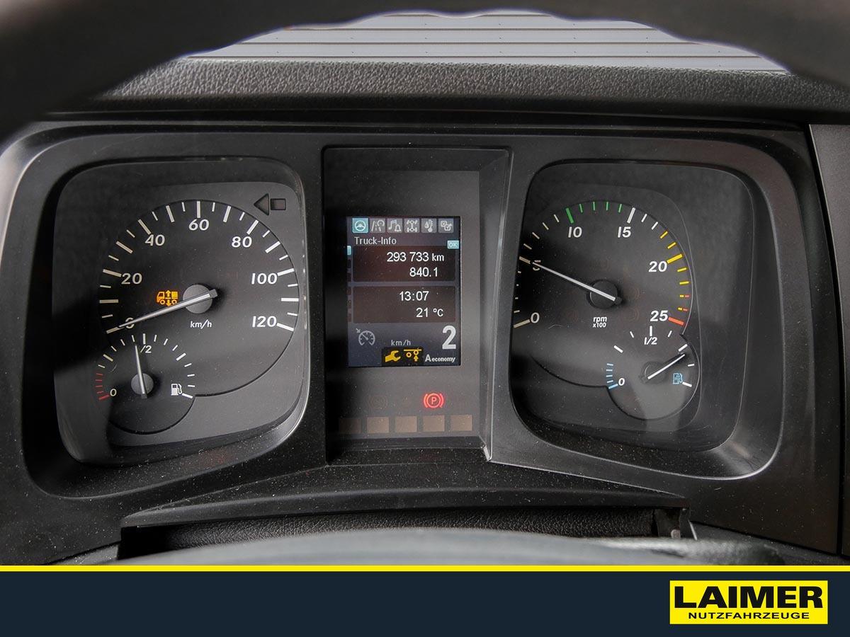 Mercedes Benz Antos 2540 Pritsche Plane