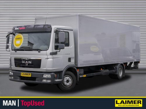 MAN TGL 10.250 Koffer/ Ladebordwand TopUsed