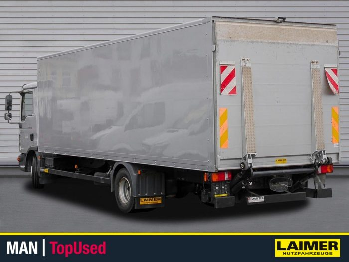 MAN TGL 10.250 Koffer/ Ladebordwand TopUsed