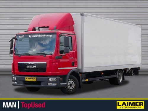 MAN TGL 8.180 Koffer Ladebordwand TopUsed