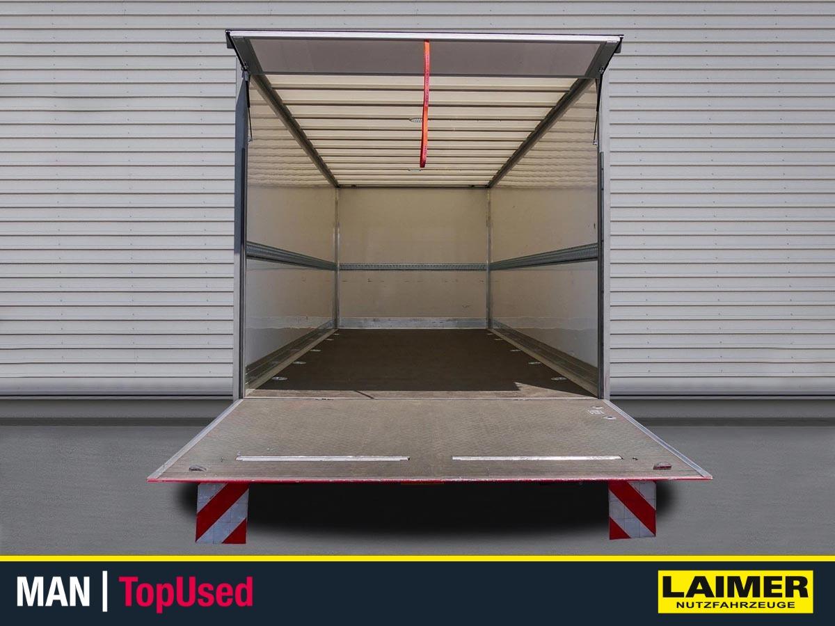 MAN TGL 8.180 Koffer Ladebordwand TopUsed