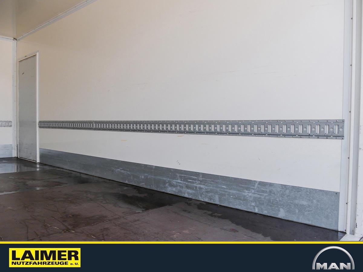 MAN TGL 8.180 4X2 BL Koffer / Ladeboardwand