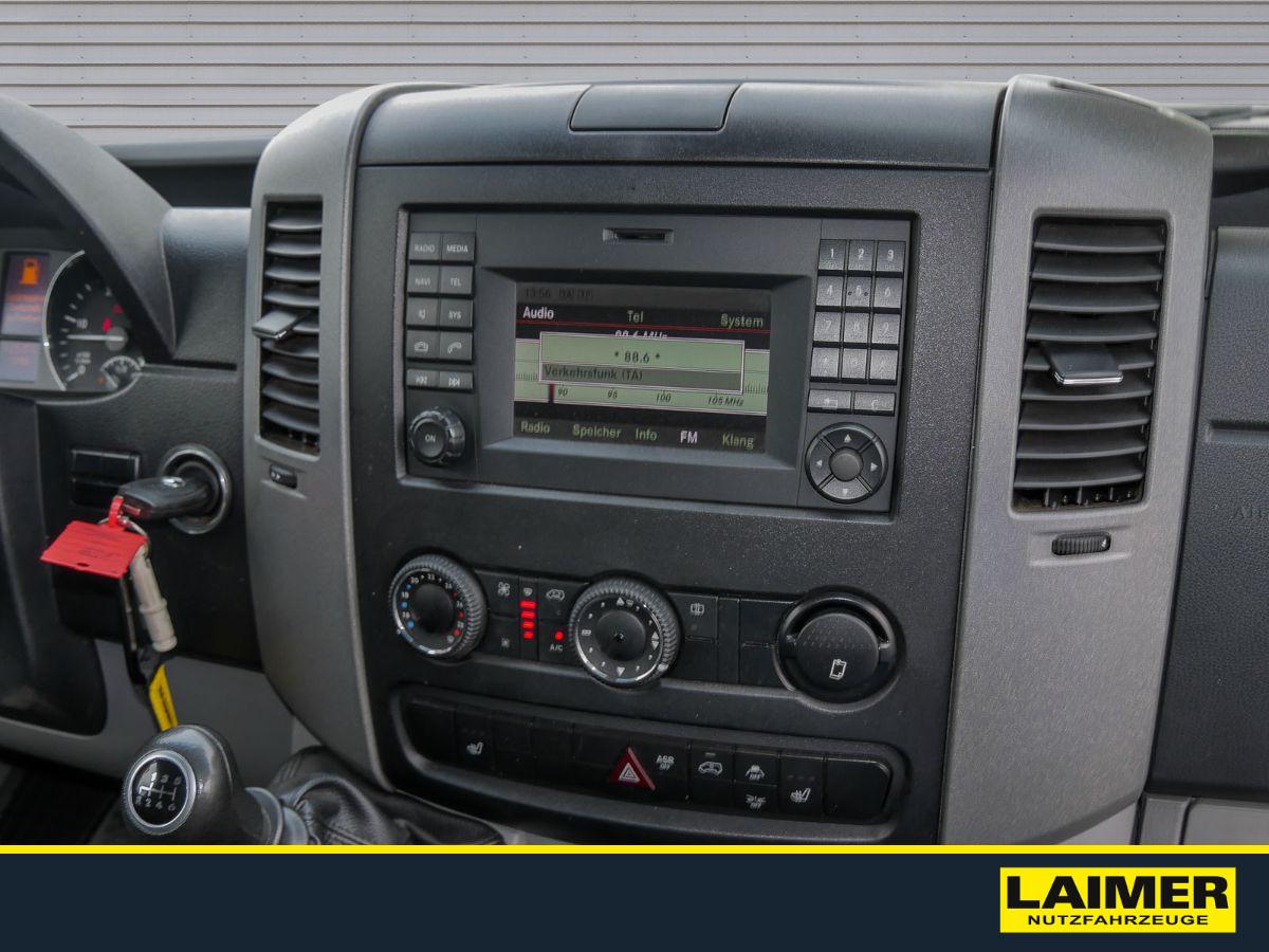 Mercedes Benz Sprinter 519 CDI Koffer/LBW