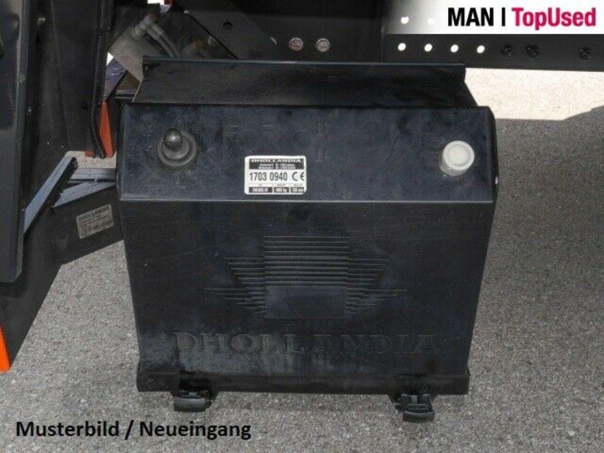MAN TGL 8.190 Koffer/Ladebordwand