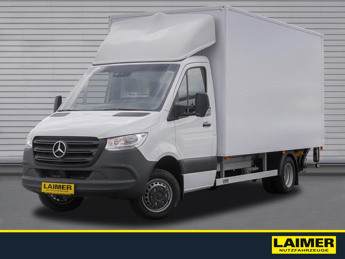 Mercedes Benz Sprinter 516 Koffer/ LBW