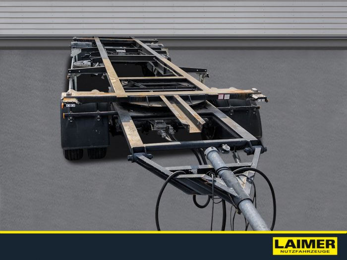 Feitzinger Anhänger 2ACO18 Laimer Nutzfahrzeuge