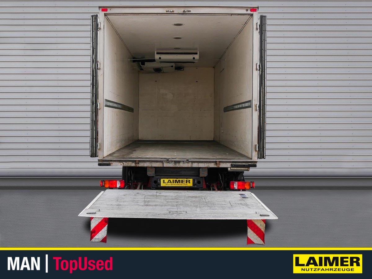 MAN TGL 12.240 Kühlkoffer Ladebordwand TopUsed