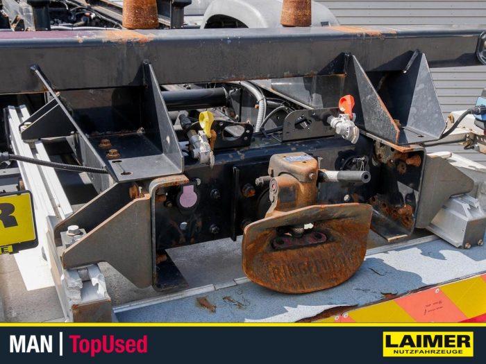 MAN TGX 26.440 BDF-Fahrgestellt Ladebordwand TopUsed
