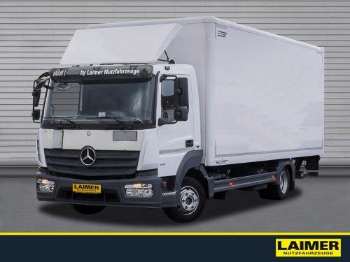 Mercedes Benz Atego 816 L Koffer/ LBW