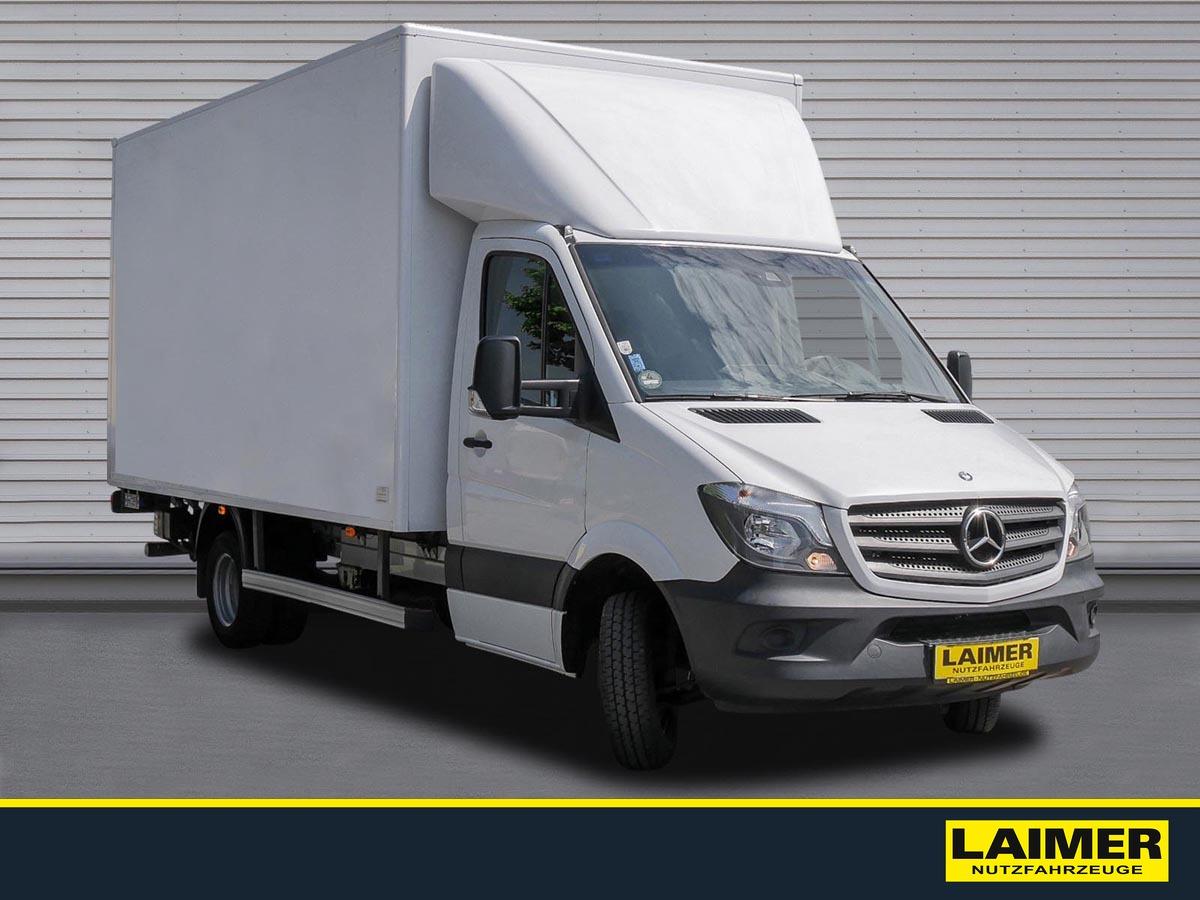 Mercedes Benz Sprinter 516 Koffer/ LBW
